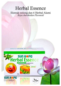 Herbal Essence Sun Hope