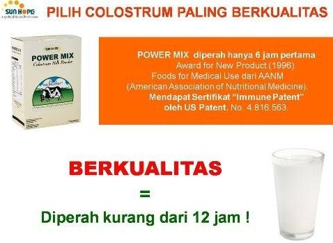 jual susu power mix