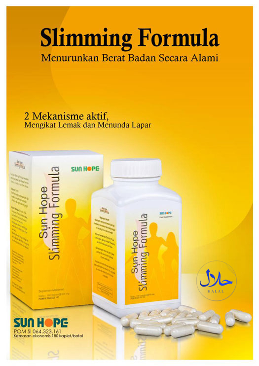 Slimming Formula Sun Hope
