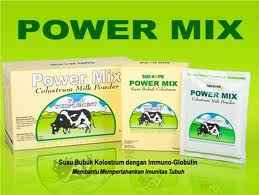 Jual Susu KOlostrum POwer Mix